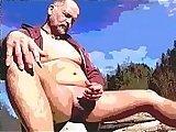 chubby, compilation, cum, cumshot, fetish, gay, masturbation, mature