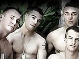 amateur, army, bareback, blow, blowjob, facial, gay, hd